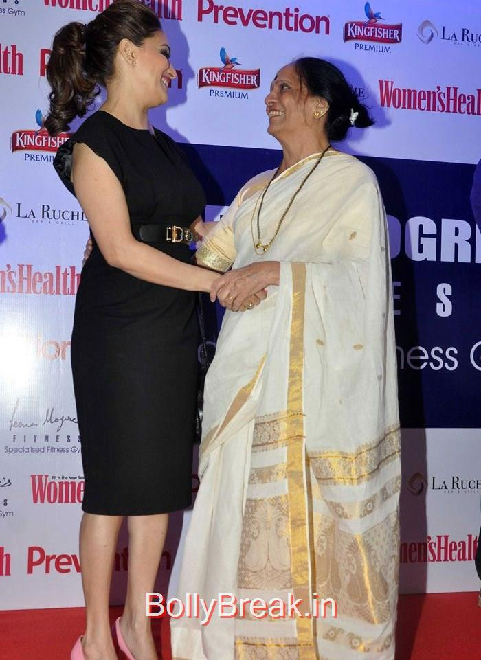 Madhuri Dixit, Madhuri Dixit Hot Pics at Leena Mogre's 'Total Fitness' Book Launch