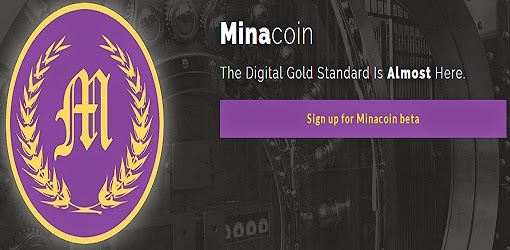 minacoin is backed by gold - b8coin exchange