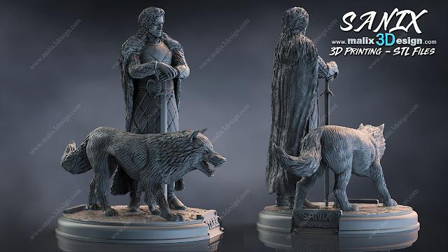 www malix3design com / SANIX - 3D Designer
