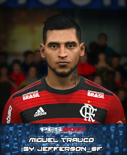 PES 2017 Faces Miguel Trauco by FaceEditor Jefferson_SF