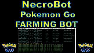 NecroBot v0.9.6 Pokemon GO!