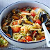 Pasta With Mixed Seafood Recipe
