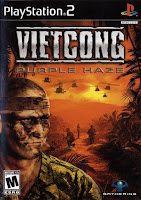 Cheat Game Vietcong Purple Haze PS2