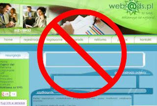 Web-Ads - GPTR - Czy ta strona płaci? Opis, opinie, uwagi