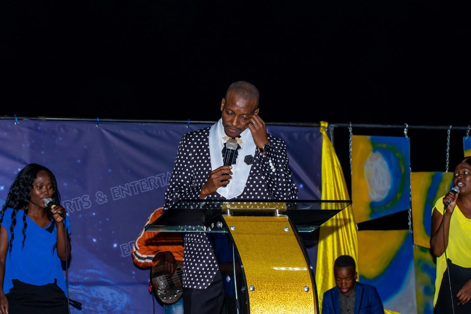 Apostle Pride Sibiya and Overseer Maxwell Chinoruma On Tiyambuke 2018 Day One (Monday 3 September 2018 Evening)
