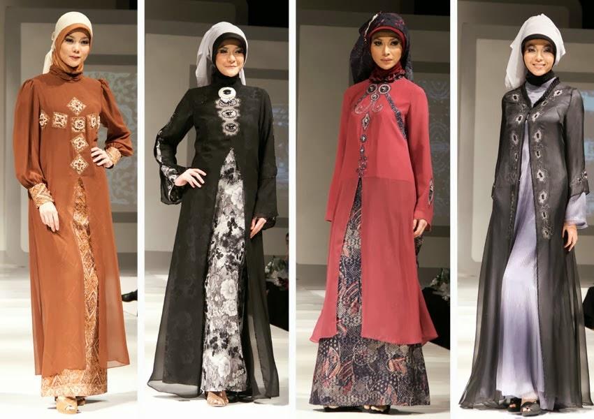Model Baju Gamis Wanita 2018 Terbaru 2018
