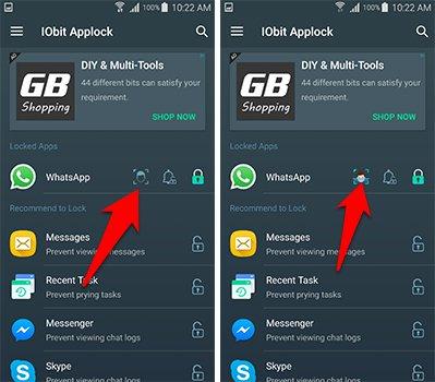 تطبيق IObit Applock لحماية وقفل تطبيقات جوالك ببصمة وجهك | بحرية درويد