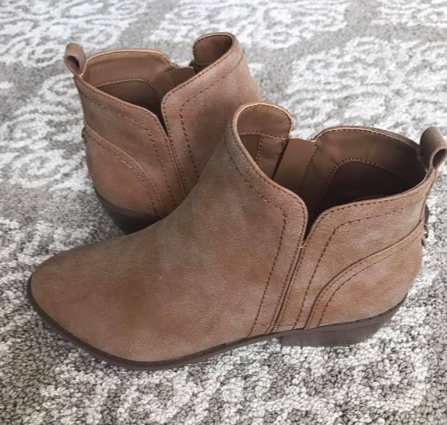 Amazon: G by Guess Booties only $28-$30 (reg $69) + free shipping!