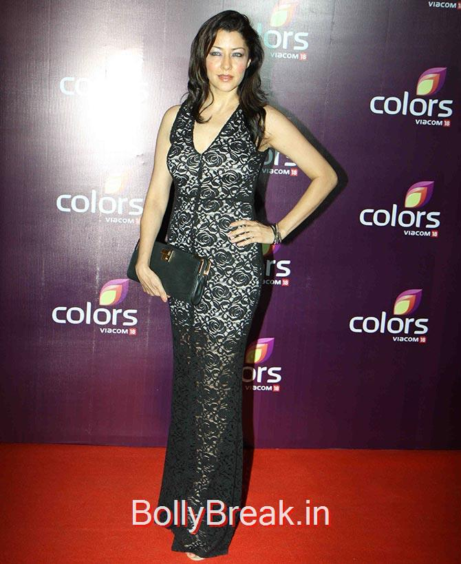 Aditi Govitrikar, Shamita, Guahar,Sophie Hot Pics at Colors leadership awards