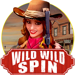 Wild Wild Spin slot game - Spinomenal