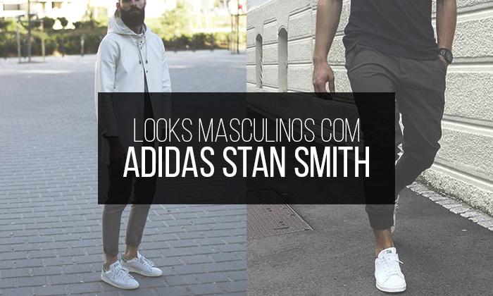 453105910f Macho Moda - Blog de Moda Masculina  Looks Masculinos com Adidas ...