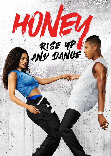 Honey: Rise Up and Dance [2018] [DVDR] [NTSC] [Latino]