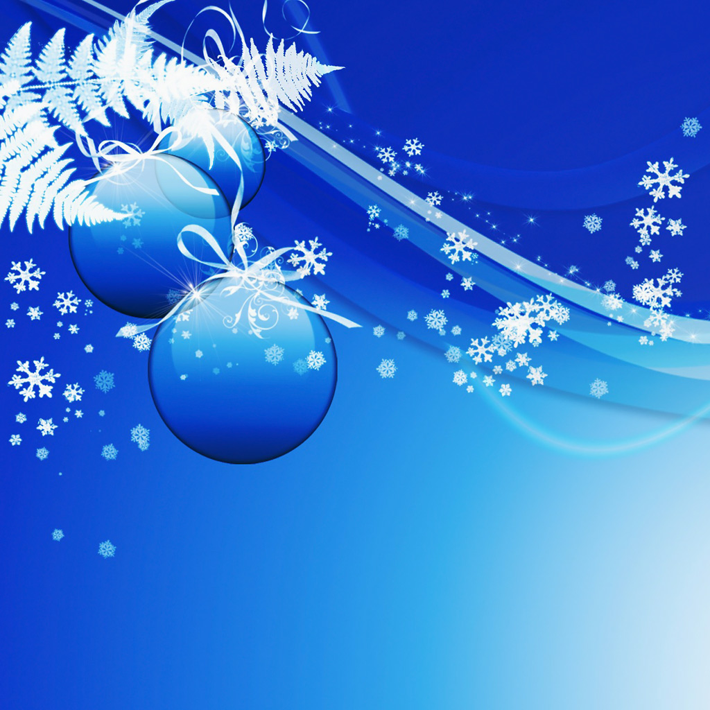 Christmas Themed iPad mini Wallpapers Part 1 - Gadgets ...