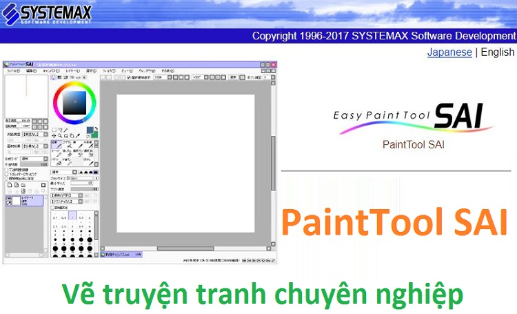 PaintTool SAI full crack