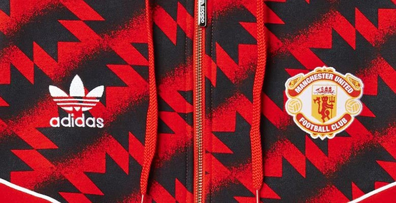New Adidas Originals X Manchester United Collection Revealed Footy Headlines