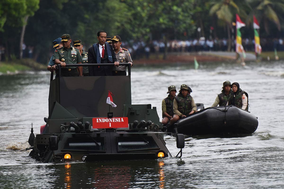 australia and indonesia defence relationship