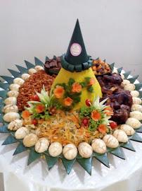 Nasi kuning ulang tahun