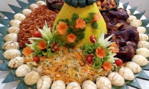Resep Istimewa Cara Membuat Nasi Kuning Untuk Ulang Tahun