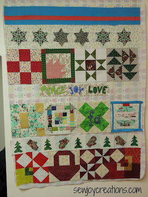 orphan christmas blocks row quilt christmas blocks