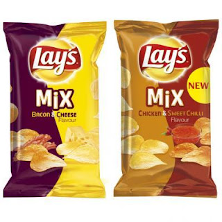 Lay's mix chips