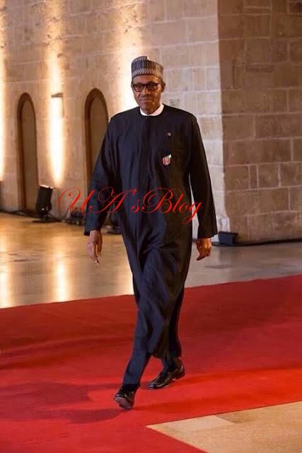 Buhari Disowns 'Buhari Campaign Organisation'