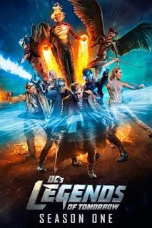 Legends of Tomorrow Temporada 1 audio latino