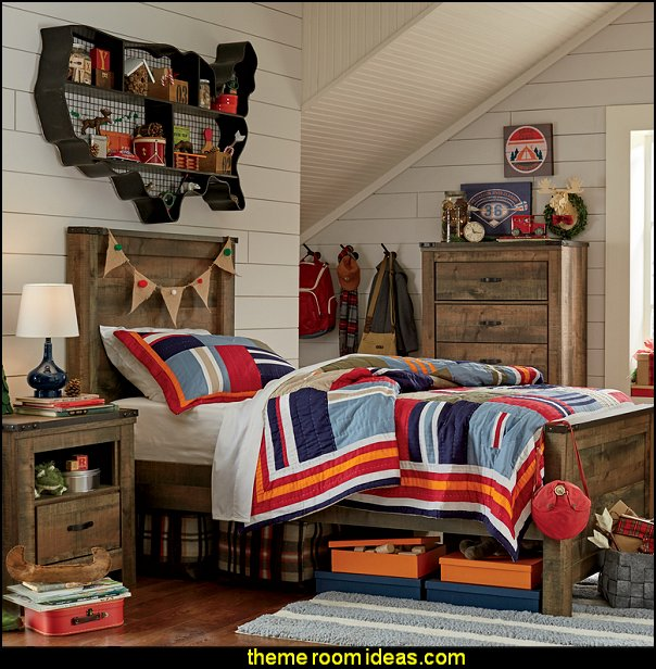 Maries Manor Baby Bedrooms: Maries Manor: Boys Bedrooms