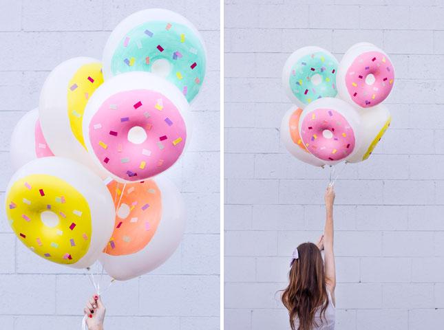 ballon donuts