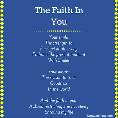 Poem: Faith In You