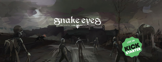 Sine Requie - Snake Eyes