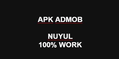 Terbaru Admob Tools Apk 2018 Gratis