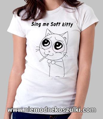 koszulka Soft kitty