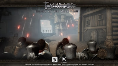 Evhacon 2 HD MOD APK+DATA Terbaru (Unlimited Money) v1.2