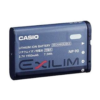 Daftar Harga Kamera Digital Casio Exilim Murah