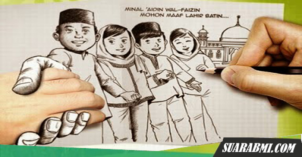 Amalan Sunnah Sebelum Shalat Idul Fitri