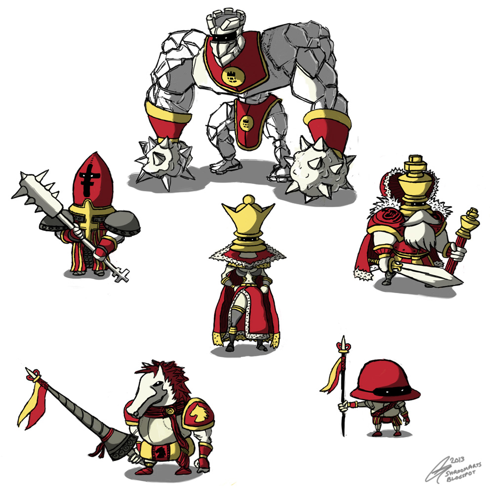 battle chess set