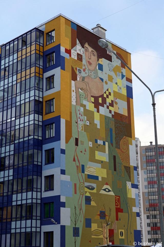 граффити в санкт петербурге