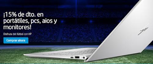 Mejores ofertas Disfruta del fútbol de la HP Store
