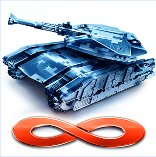 Infinite Tanks Mod Apk v1.0.2 Unlimited Money Terbaru Gratis