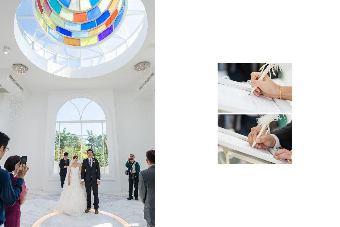 教堂證婚、婚攝推薦、婚禮紀錄、水教堂、香格里拉冬山河渡假飯店、宜蘭婚攝