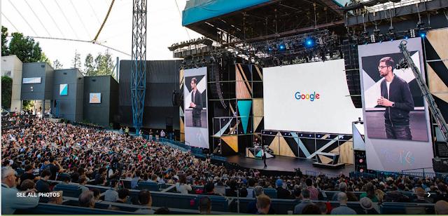 Google I/O 2016 yang lalu