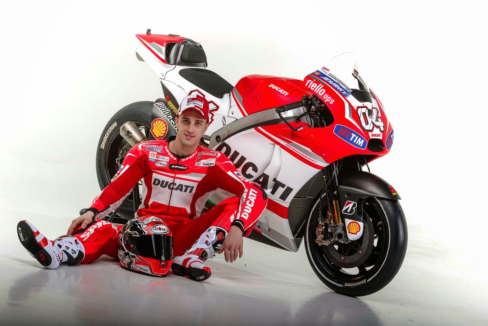 Kesialan Andrea Dovizioso di MotoGP 2016 - Berita MotoGP