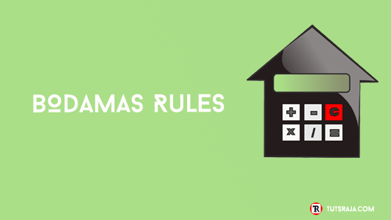 BODAMAS Rules