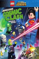 LEGO DC Super Heroes: La liga de la justicia (2016) online y gratis