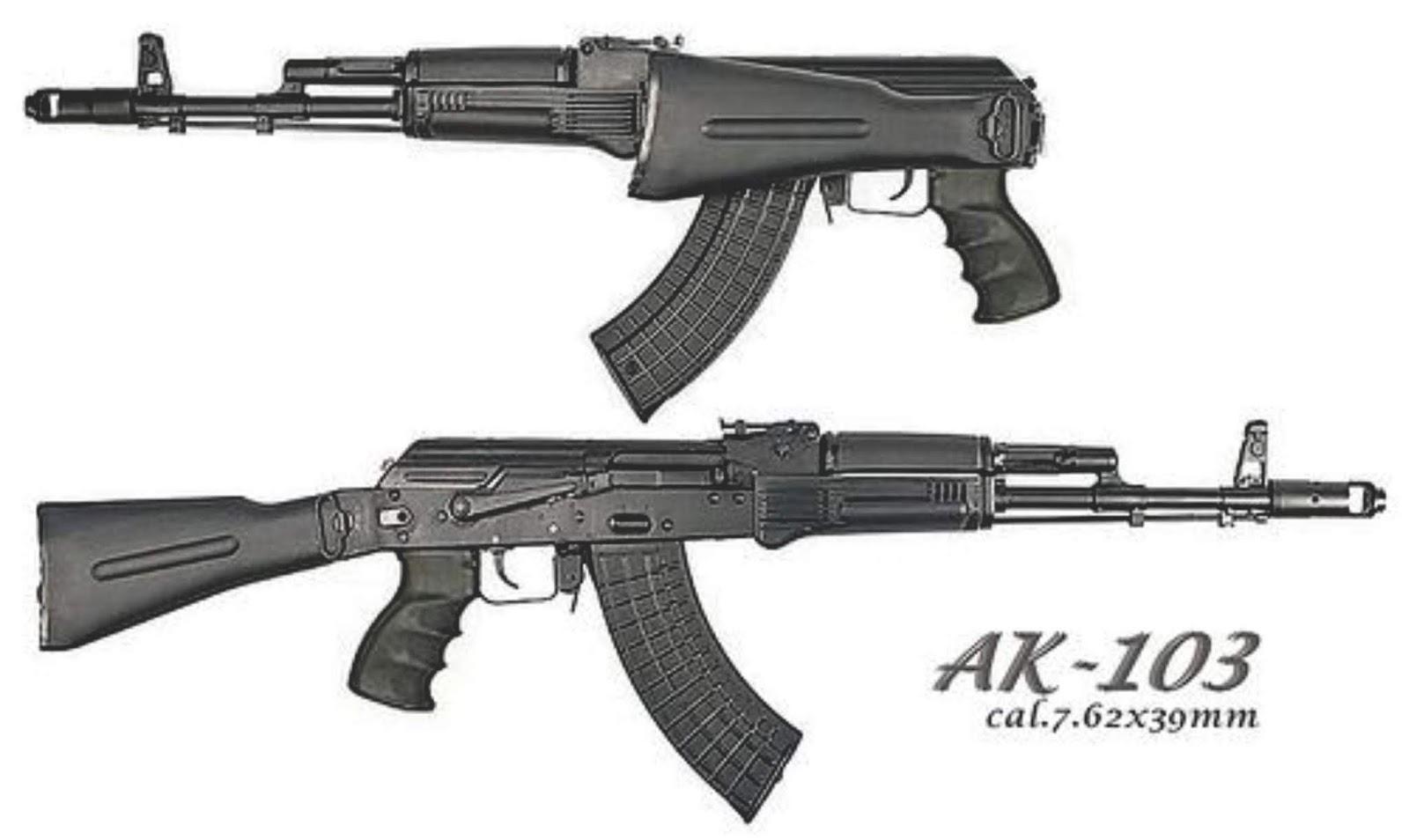 Pemerintah India menolak perusahaan patungan untuk produksi senapan AK-103