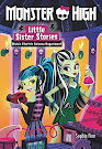 Monster High Little Sister Stories: Alivia's Electric Science Experiment Book Item