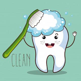 rajin sikat gigi usir bau mulut yang bikin ganggu