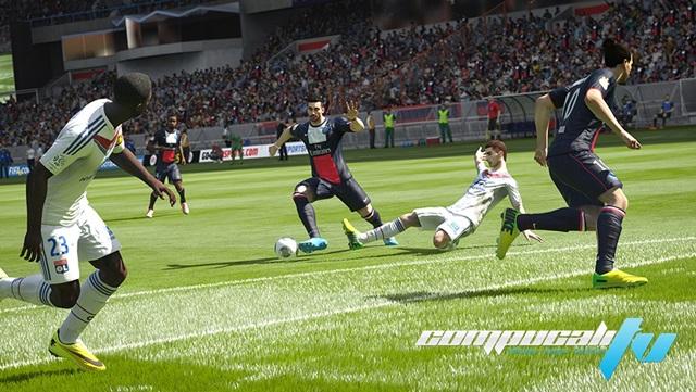 FIFA 15 Xbox 360 Español Region NTSC-U