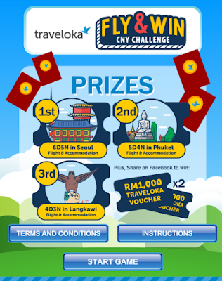 traveloka, traveloka coupon, traveloka  promo, traveloka cny campaign, traveloka free ticket, traveloka free accommodation, traveloka vietnam, traveloka malaysia, traveloka tiket kereta api, traveloka murah, traveloka cheap flights