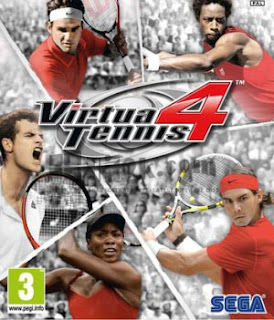 Virtua Tennis 4 PC Game Full Version
